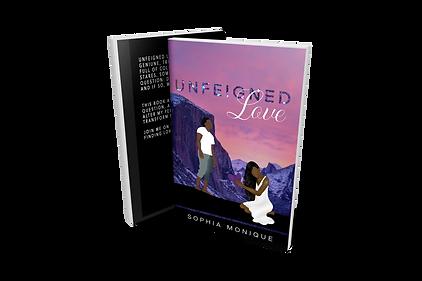 Unfeigned Love Mockup