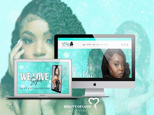 Website Refresh (Revamp)