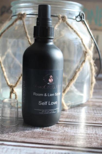 SELF LOVE ROOM & LINEN SPRAY