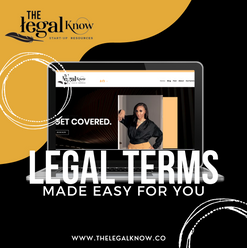 The Legal Know Social Media Template