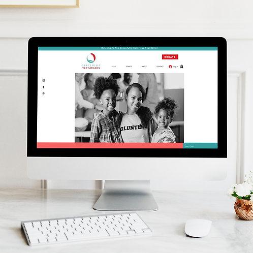 New Website Design ( Brand BASIC)