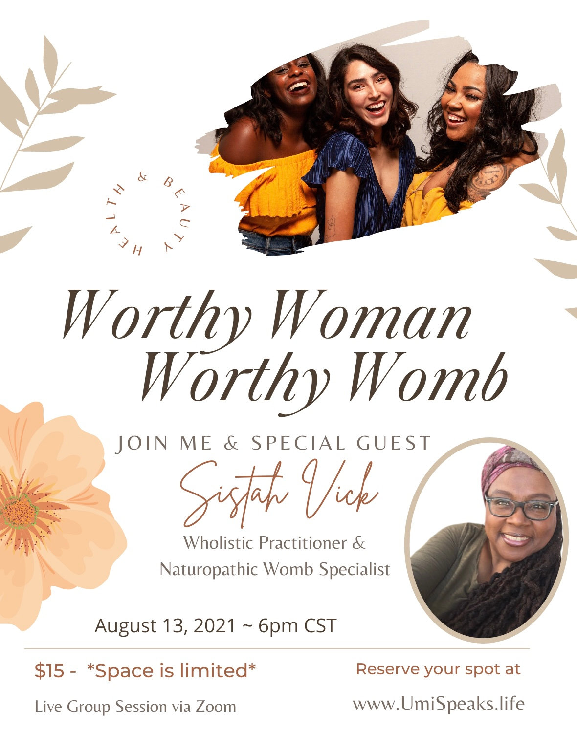 Worthy Woman, Worthy Womb