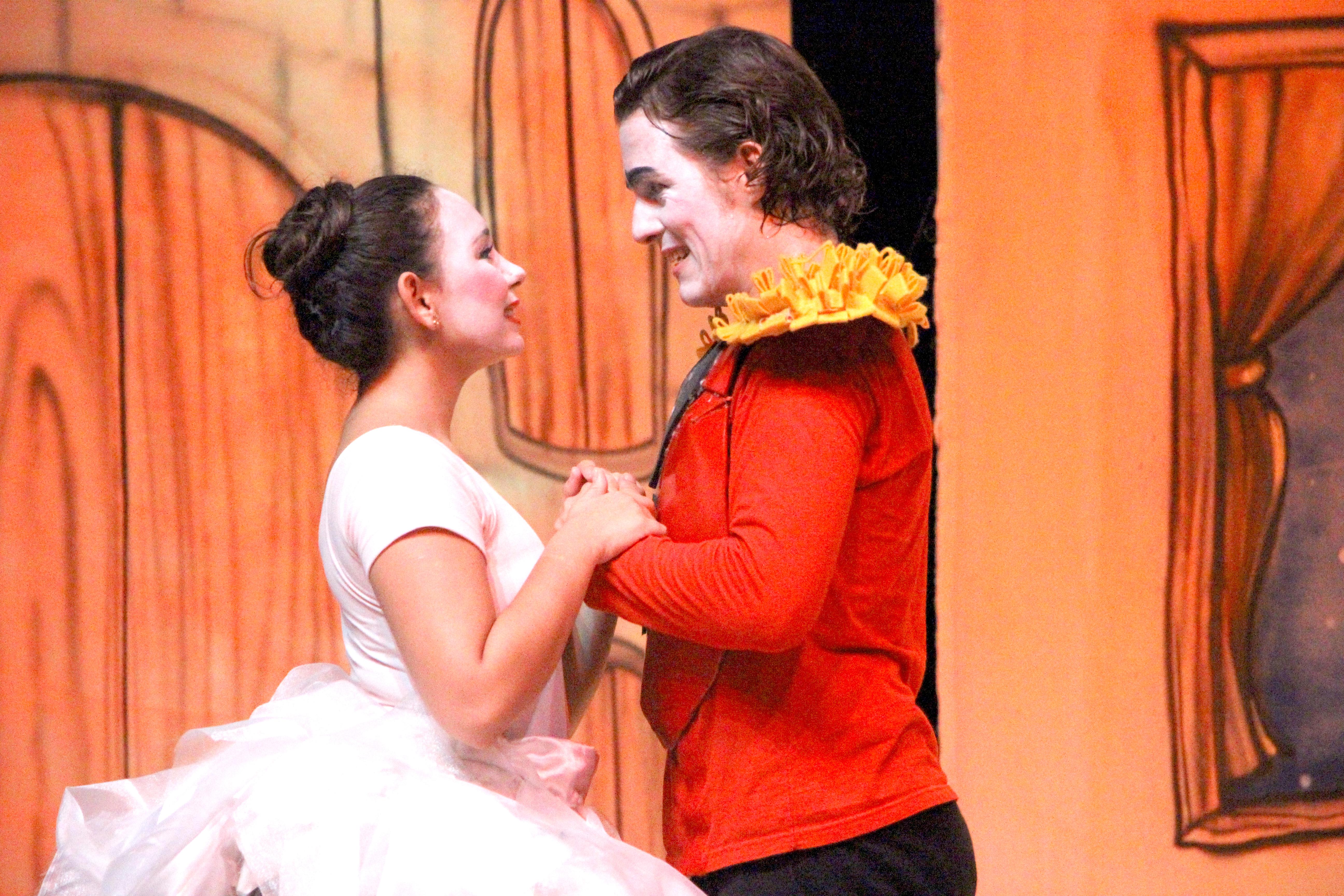 O soldadinho e a bailarina