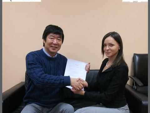 Прекрасные новости: компания JRIN и компания Agekke заключили партнёрское соглашение!