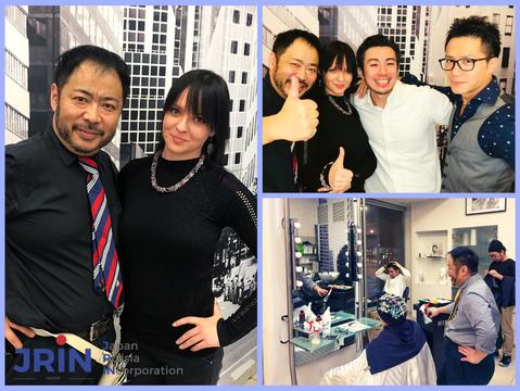 Стилист-парикмахер из Японии приезжает в Москву!