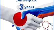 Сегодня нашей компании исполнилось 3 года!