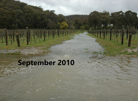 Of Droughts & Flooding Drains