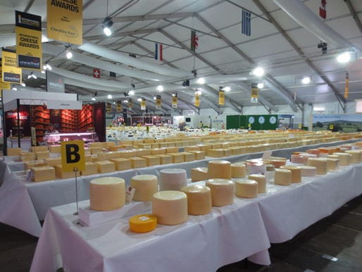 Wine and Cheese, Anyone?