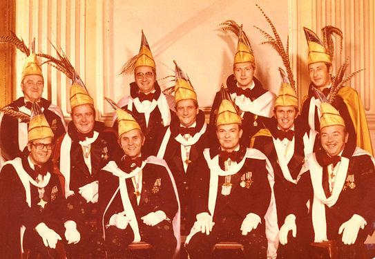 Eerste Raad van Elf anno 1970