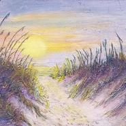 "Patricia Holmes Memorial Award - Grace Richter  ""Dune Walk II"""