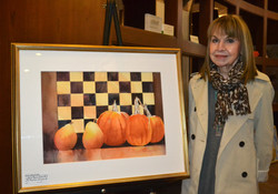 First Prize: Doris Davis-Glackin