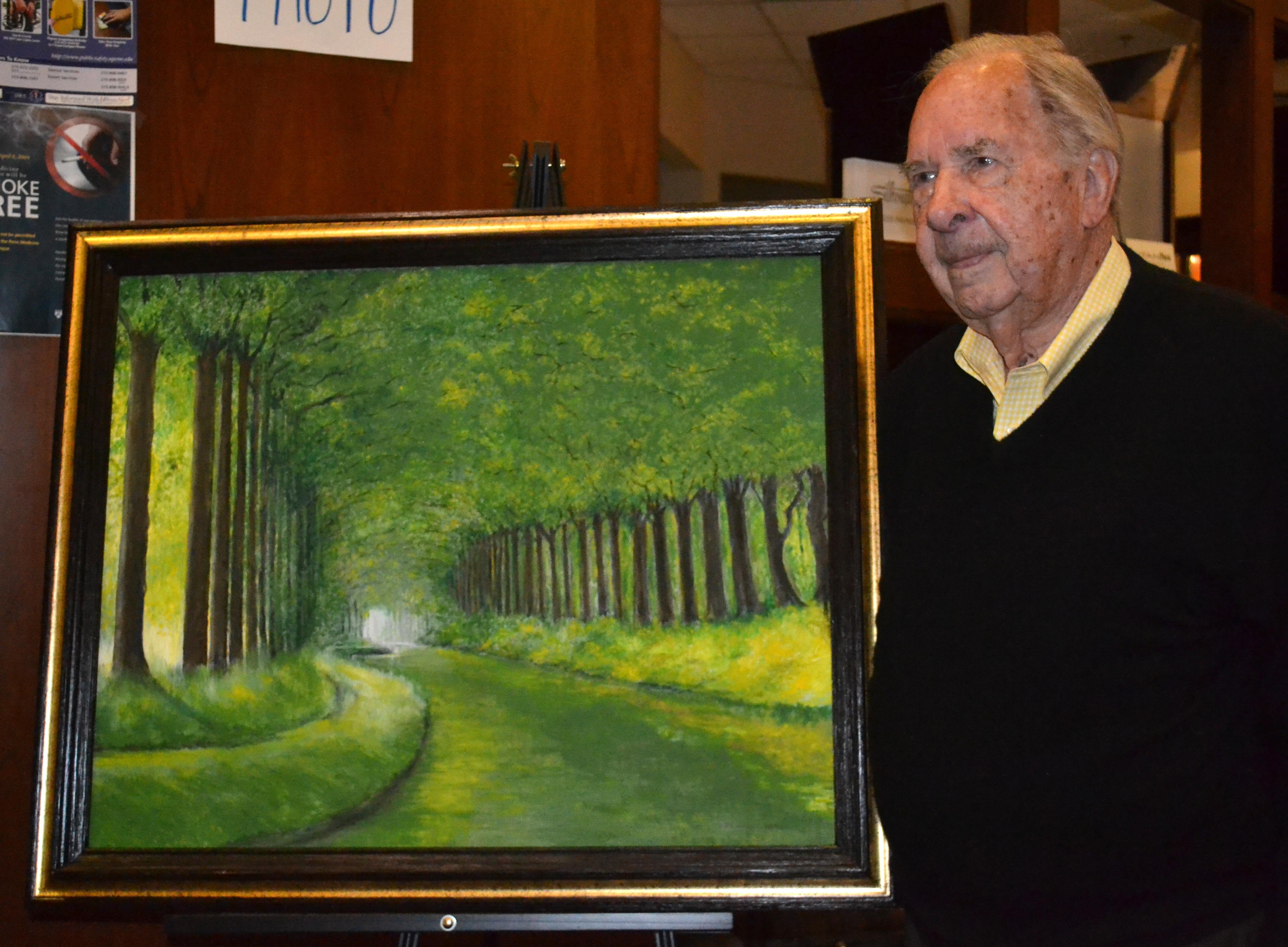 Third Prize: Karl Klingelhoffer