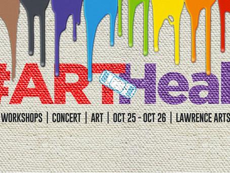 The Weekend #ArtHeals