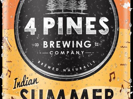BEER OF THE WEEK: 4 Pines Indian Summer Ale