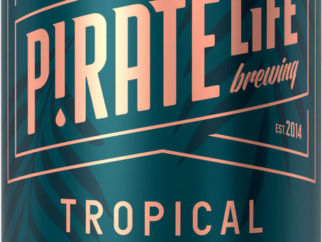 BEER OF THE WEEK: Pirate Life Brewing Tropical Pale