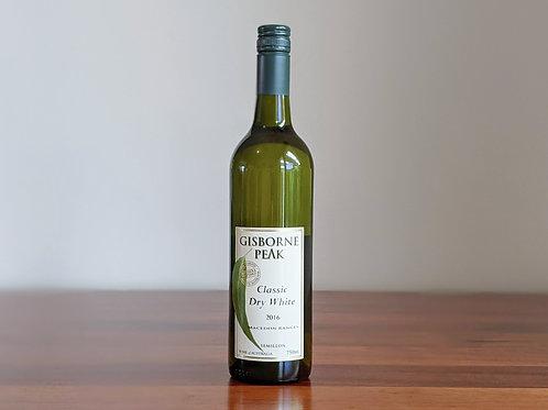 Gisborne Peak Winery Classic Dry White Semillon 2016 (6 Bottles)