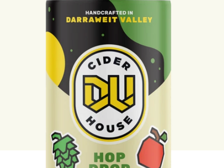 DV Cider House Ciders Now Available - Made Right Here In Victoria!