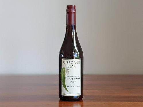 Gisborne Peak Winery Pinot Noir 2018 (Single Bottle)
