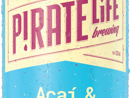 BEER OF THE WEEK: Acai & Passionfruit Sour by Pirate Life Brewing