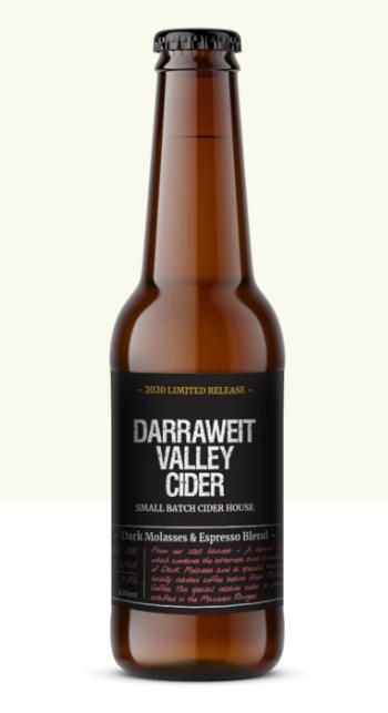 DV Cider House 2020 Dark Molasses & Espresso