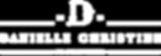 Danielle Christine Photography - Logo (W
