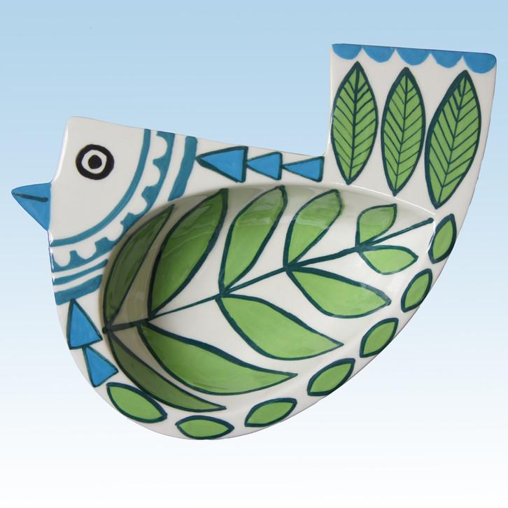 Bird dish