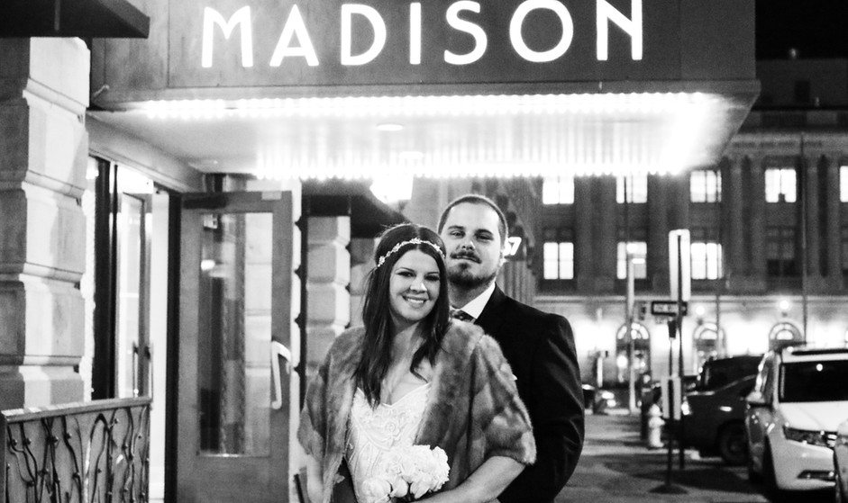 memphis wedding