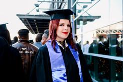college senior
