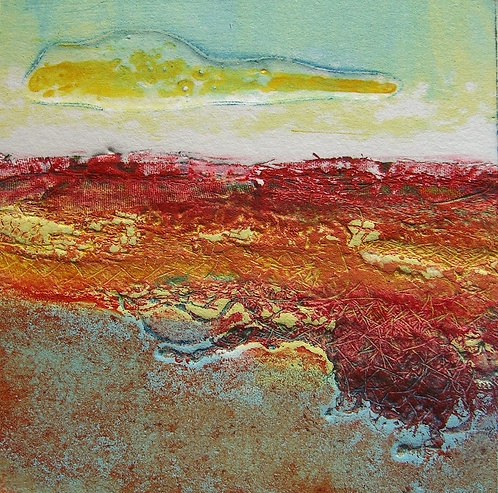 Red Seascape II