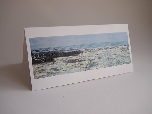 Rigg Bay VI - Greetings Card