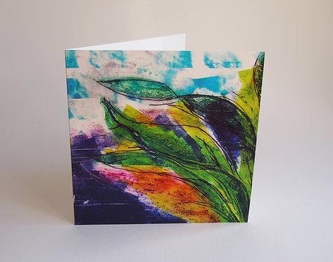 Duncan Corn - Greetings Card