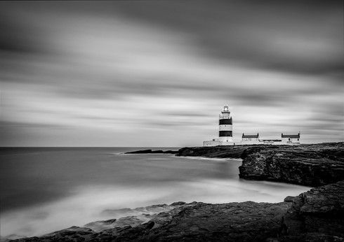'Hook Head' by Stephen McComb, Central Photographic Association