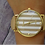 Thumbnail: Beige watch with striped face