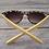 Thumbnail: Retro Leopard and Bamboo Sunglasses