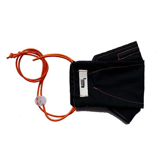 AdvocaZ Orange Mask