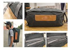 Duffel Bagpack