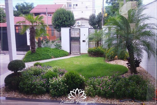 Jardim clássico ou formal