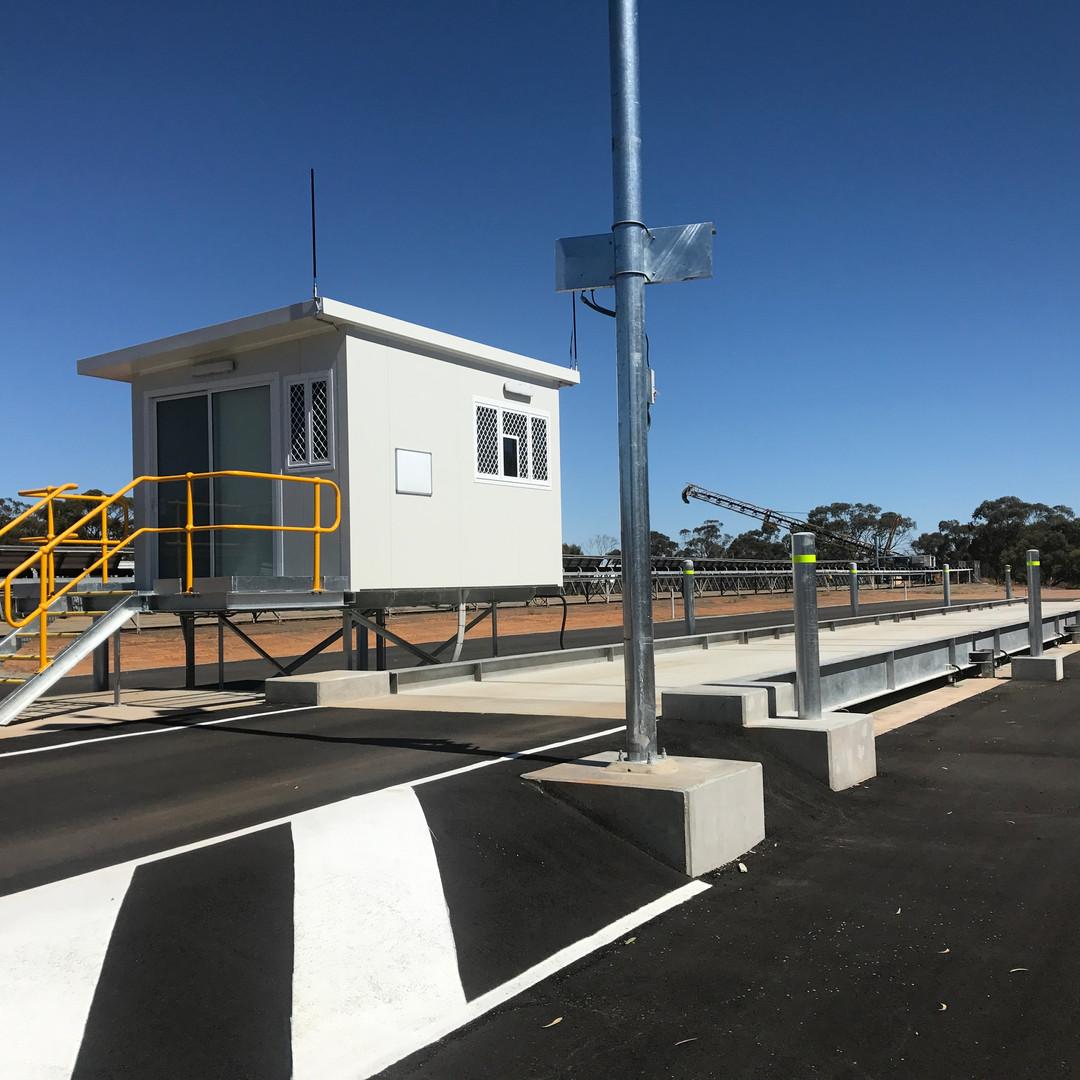 Ellett Contracting_Weighbridge Installation