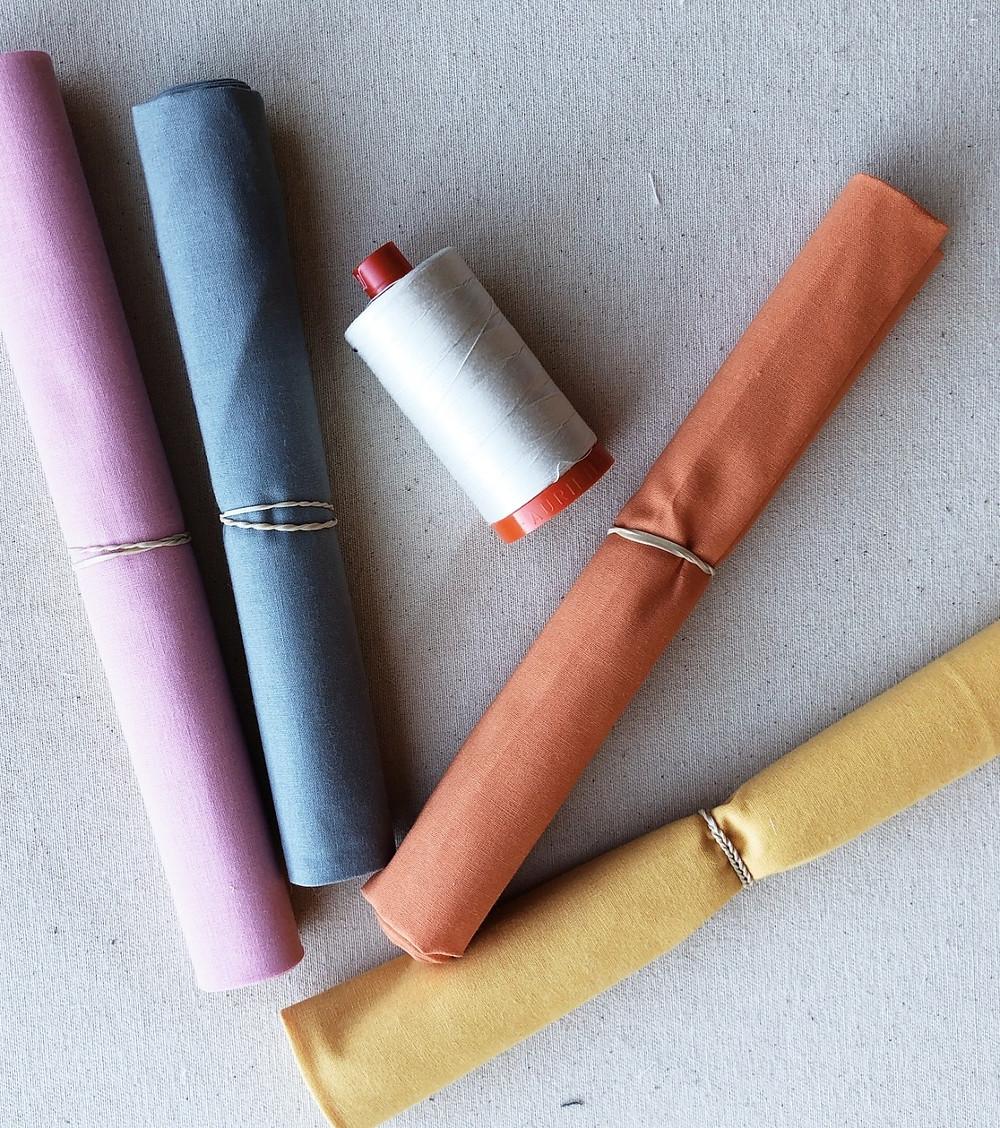 Stitch Bklyn Materials