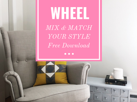 GET YOUR FREE DESIGN WHEEL