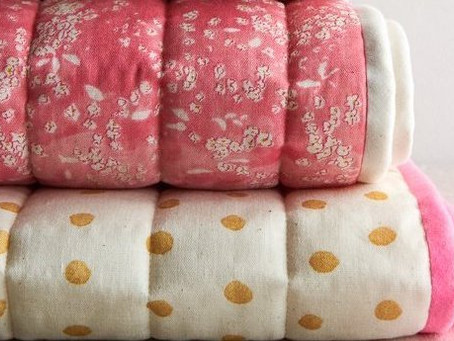 A QUILT MINUTE: THE BASICS