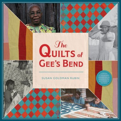 Photo from​​ The Quilts of Gees Bend​​ from​​ Abrams Books.