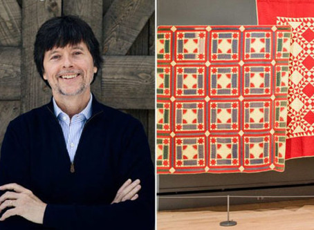 KEN BURNS SUPERSTAR QUILTS