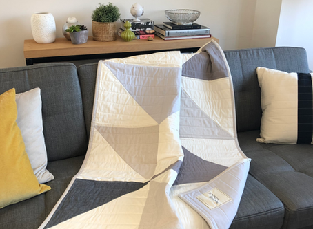 My New Unexpected Favorite Quilt for Spring
