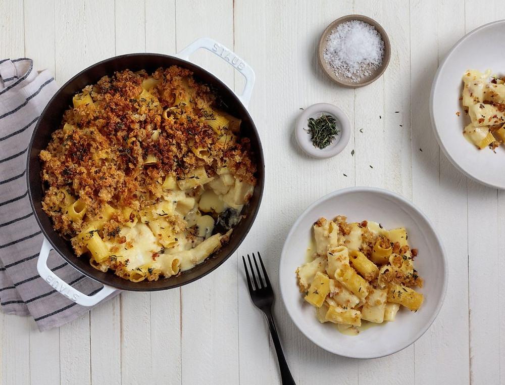 Image: Goop Vegan Mac and Cheese. Get the recipe