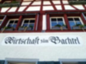 zum Bachtel Wernetshausen, unser Lokal, Gasthaus, Speiselokal, essen, Candlilight Dinner