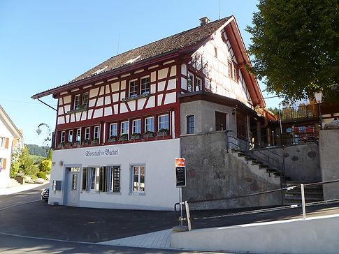 Bachtel Wernetshausen, Susanne Dobler, Mike Beck, Essen, Speiselokal, Restaurant, Wirtschaft, Gasthof