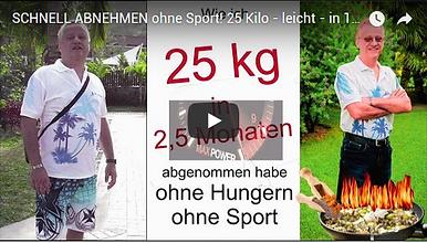 ohne Hungern ohne Sport