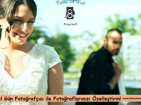 Özel Gün Fotoğrafçısı ile Fotoğraflarınızı Özelleştirin!