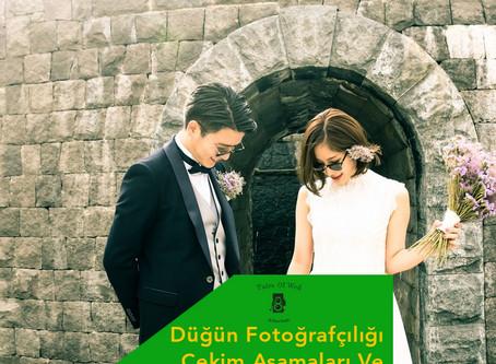 Düğün Fotoğrafçılığı Çekim Aşamaları Ve Belgesel Düğün Fotoğrafçılığı